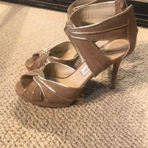 Jimmy Choo 38.5 Stiletto sandal